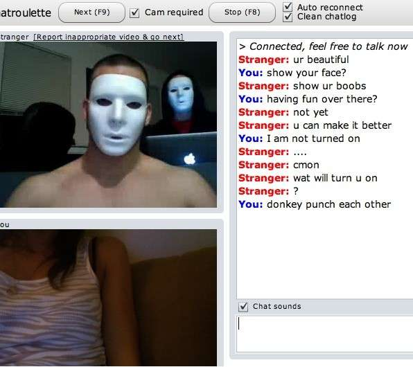 adult webcam chat roulette